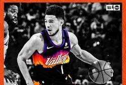 """Devin Booker hóa thân thành """"tiểu Kobe"""", cùng Phoenix Suns tặng Lakers trận thua muối mặt tại Game 5"""