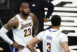 """Chỉ sau 5 ngày, tham vọng """"săn nhẫn"""" của LeBron James bỗng lâm nguy ngay từ vòng 1"""