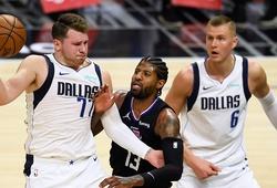 Nhận định NBA Playoffs 2021: Dallas Mavericks vs LA Clippers (Ngày 3/6 9h00)