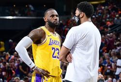 Góc mổ băng: Vì sao Los Angles Lakers thất bại ê chề trước Phoenix Suns tại Game 5?