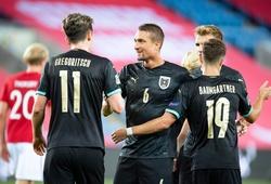 Đội tuyển Áo: Thành tích tốt nhất trên đường tới Euro 2021