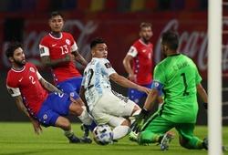 Kết quả Argentina vs Chile, video vòng loại World Cup 2022