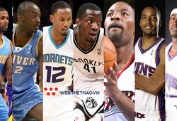 Nhìn lại màn trình diễn của 7 cầu thủ NBA từng thi đấu tại Việt Nam