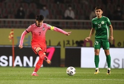 Đối thủ của Đặng Văn Lâm dự bị, Hàn Quốc thắng tưng bừng ở VL World Cup 2022