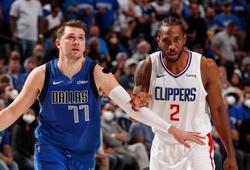 Toàn thua trên sân nhà, Mavericks và Clippers dẫn nhau vào game 7