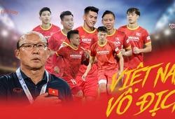 Tuyển Việt Nam bước vào trận đánh lớn tại vòng loại World Cup 2022