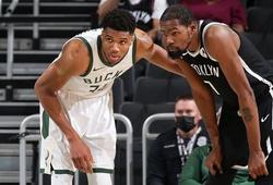 Nhận định NBA Playoffs 2021: Milwaukee Bucks vs Brooklyn Nets (Ngày 6/6 6h30)