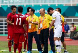 Thống kê chống lại ông Park khi đối đầu với đồng hương Shin Tae Yong