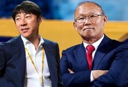 HLV Park Hang Seo bị chê kém hơn đồng nghiệp Shin Tae Yong