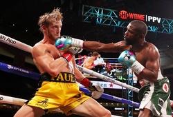 Floyd Mayweather vs Logan Paul kết thúc mà không có knockout