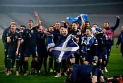 Đội tuyển Scotland: Thành tích tốt nhất trên đường tới Euro 2021
