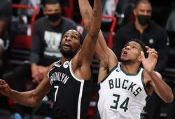 Nhận định NBA Playoffs 2021: Milwaukee Bucks vs Brooklyn Nets (Ngày 8/6 6h30)