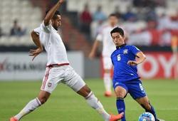 """Thái Lan vs UAE: Thắng hoặc """"giương cờ trắng"""""""