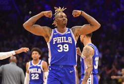 Bùng nổ hiệp 4, Philadelphia 76ers đưa Atlanta Hawks trở lại mặt đất