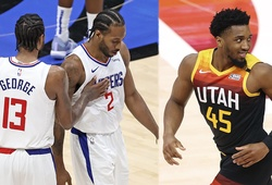 """LA Clippers """"chết ngộp"""" như một thói quen, thua đau trước Utah Jazz và 45 điểm của Donovan Mitchell"""