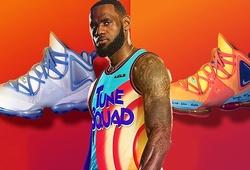 Nike LeBron 19 được hé lộ nhờ phim bóng rổ Space Jam: Thêm một siêu phẩm cho nhà vua?