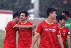 Tuấn Anh, Văn Toàn trở lại tập luyện, bỏ ngỏ khả năng ra sân gặp Malaysia