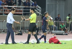 """Thống kê sốc về """"khắc tinh"""" của HLV Park Hang Seo cùng tuyển Thái Lan"""