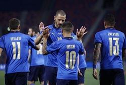 Lịch thi đấu EURO 2021 hôm nay 11/6: Trận khai mạc Italia vs Thổ Nhĩ Kỳ