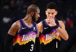 Phoenix Suns thắng dễ Denver tại Game 2, lập thành tích khó tin tại Playoffs 2021