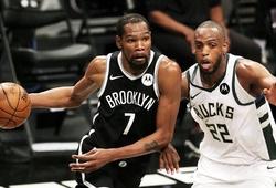 Nhận định NBA Playoffs 2021: Milwaukee Bucks vs Brooklyn Nets (Ngày 11/6 6h30)