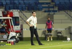 HLV Tan Cheng Hoe than trời vì đội nhà phung phí cơ hội