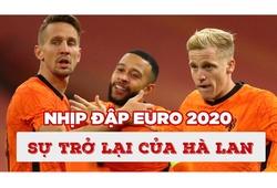 NHỊP ĐẬP EURO 2020   Tổng quan bảng C: Chờ đợi sự trở lại của Hà Lan