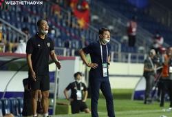 Liên tiếp phản ứng trọng tài, HLV Shin Tae Yong bị cấm chỉ đạo trận Indonesia vs UAE