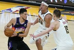 Nhận định NBA Playoffs 2021: Denver Nuggets vs Phoenix Suns (Ngày 12/6 9h90)