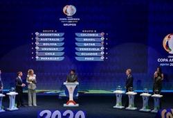 Bảng xếp hạng Copa America 2021 hôm nay mới nhất