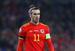 """Gareth Bale đối diện """"cơn khát bàn thắng"""" cho Xứ Wales tại EURO 2021"""