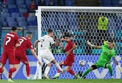 Thất bại trước Italia, Thổ Nhĩ Kỳ nối dài kỷ lục buồn sau EURO 2021