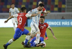 Kết quả Argentina vs Chile, video Copa America 2021