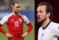 Nhật ký EURO 2020 ngày 13/6: Sao tuyển Anh Harry Kane vẫn bị sốc vì Eriksen