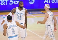 """Lakers đứng trước nguy cơ bị """"cấu xé lực lượng"""": Alex Caruso và Horton-Tucker bị dòm ngó"""