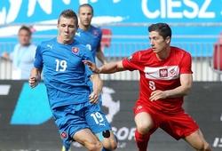Nhận định, soi kèo Ba Lan vs Slovakia, 23h ngày 14/06, EURO 2021