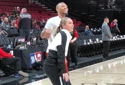 Trail Blazers giữ chân Damian Lillard bằng HLV nữ đầu tiên trong lịch sử NBA?