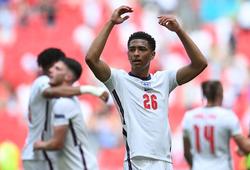 Thần đồng tuyển Anh tạo dấu mốc đặc biệt tại EURO 2021
