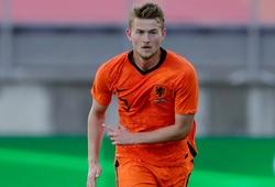 Sao trẻ De Ligt kịp đá trận mở màn Euro 2020 cùng tuyển Hà Lan?