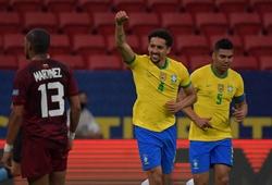 Kết quả Brazil vs Venezuela: Khởi đầu thuận lợi