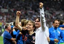 HLV Croatia trước áp lực đối đầu tuyển Anh ngày ra quân EURO 2021