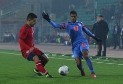 Kết quả Ấn Độ vs Afghanistan, video vòng loại World Cup 2022