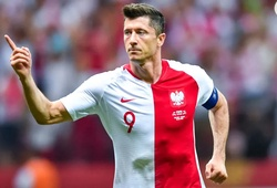 Robert Lewandowski mang niềm hy vọng của Ba Lan phá dớp tại EURO 2021