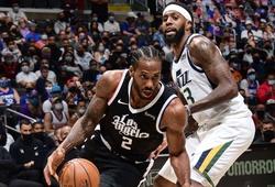 Nhận định NBA Playoffs: Los Angeles Clippers vs Utah Jazz (ngày 14/06, 9h00)