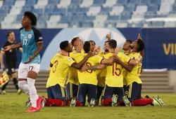 Kết quả Colombia vs Ecuador, video Copa America 2021