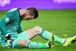 De Gea mất vị trí thủ môn số 1 Tây Ban Nha tại EURO 2020?