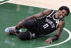 Irving chấn thương nguy hiểm, Durant sa sút và nỗi sợ của Brooklyn Nets