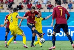 Xem lại bóng đá Tây Ban Nha vs Thụy Điển, bảng E EURO 2021