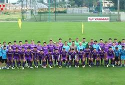 Ông Park sử dụng bao nhiêu cầu thủ để làm nên lịch sử ở VL World Cup 2022?