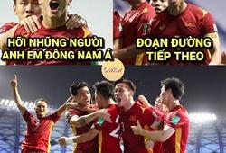 Ảnh chế: Hỡi anh em Đông Nam Á, đã có Việt Nam thay bạn ở VL thứ 3 World Cup 2022!
